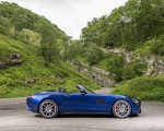 2020 Mercedes-AMG GT S Roadster (UK-Spec) Side Wallpapers 150x120 (33)