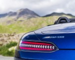 2020 Mercedes-AMG GT S Roadster (UK-Spec) Tail Light Wallpapers 150x120 (50)
