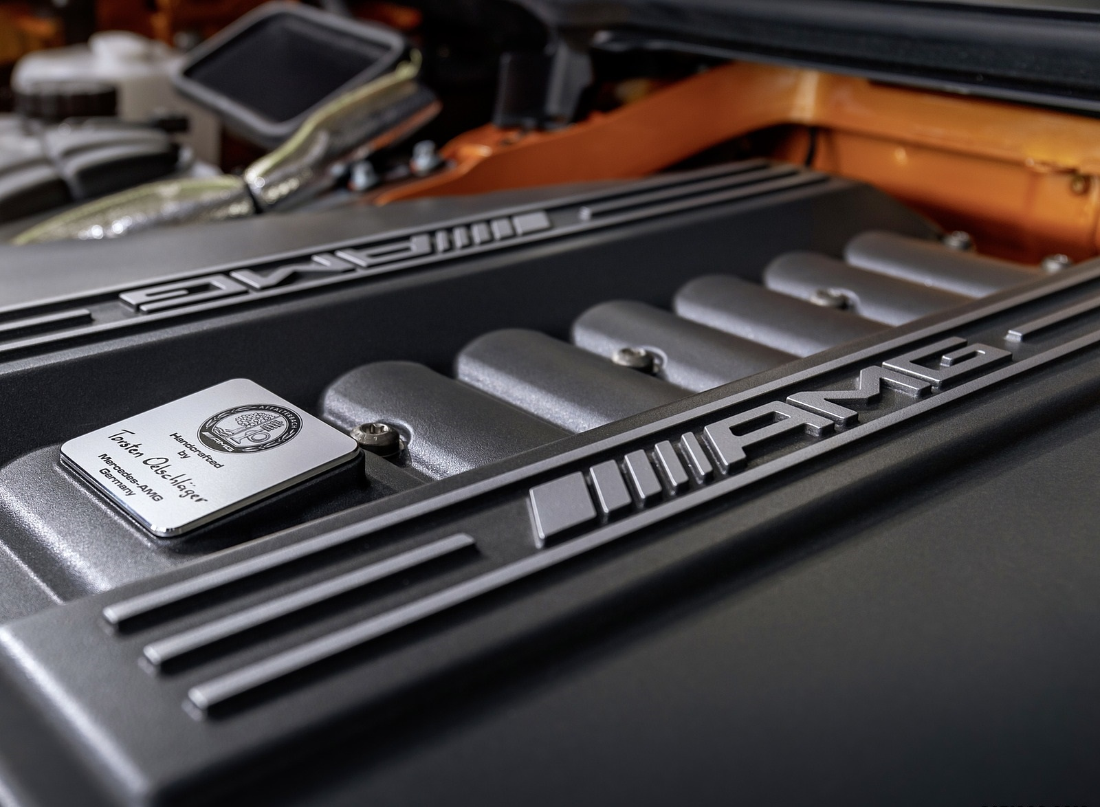 2020 Mercedes-AMG GT3 Engine Wallpapers (11)