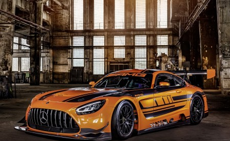 2020 Mercedes-AMG GT3 Wallpapers HD