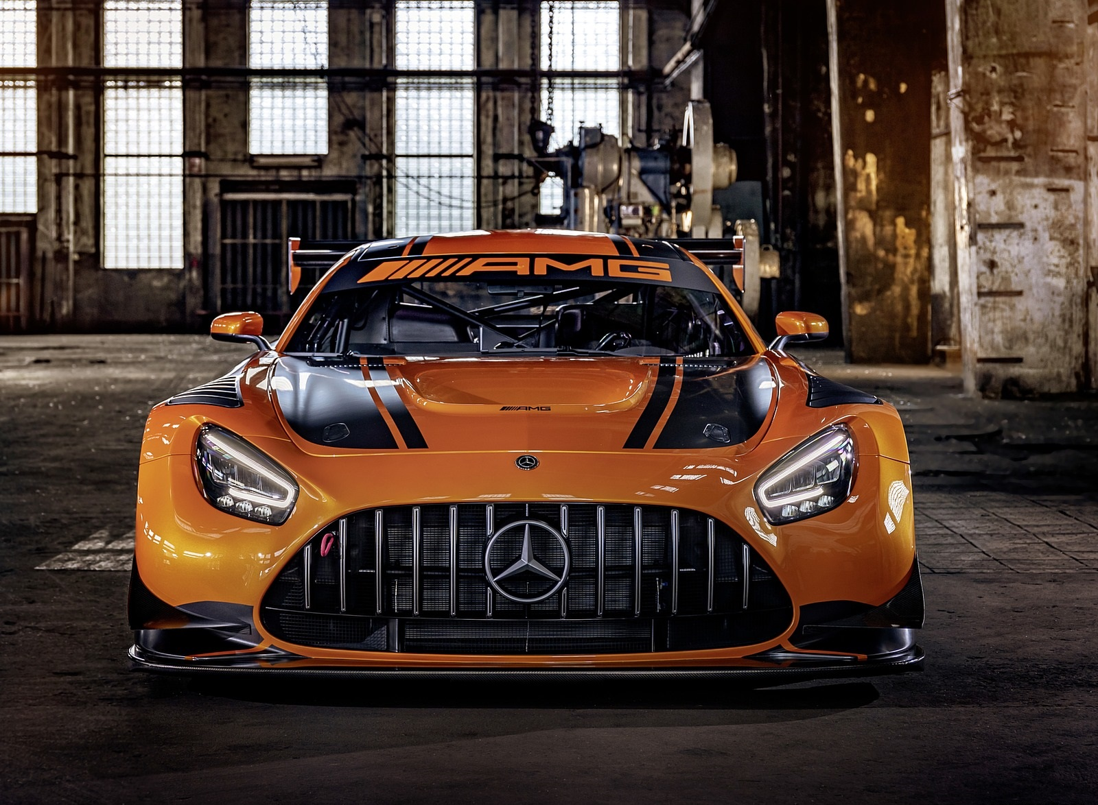 2020 Mercedes-AMG GT3 Front Wallpapers (3)