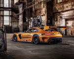 2020 Mercedes-AMG GT3 Rear Three-Quarter Wallpapers 150x120 (4)