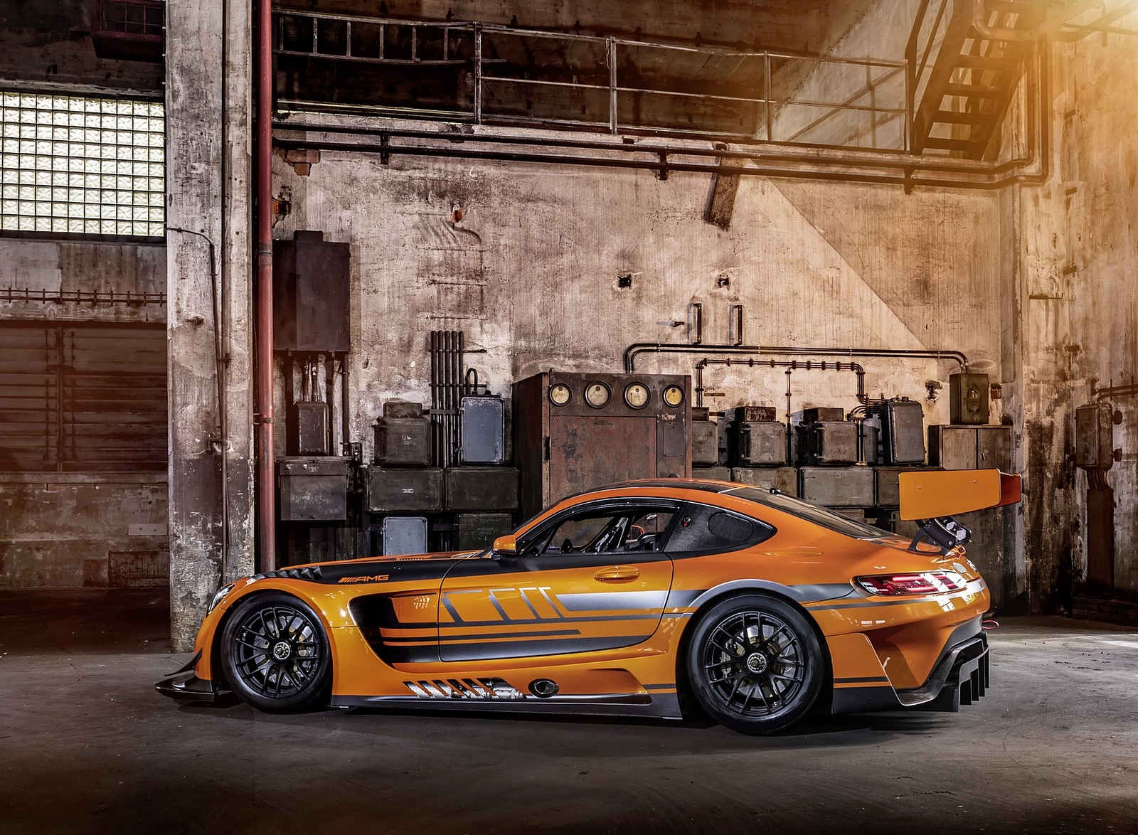 2020 Mercedes-AMG GT3 Side Wallpapers (5)