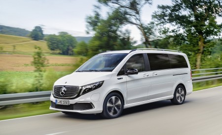 2020 Mercedes-Benz EQV Wallpapers HD