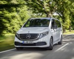 2020 Mercedes-Benz EQV 300 (Color: Mountain Crystal White Metallic) Front Wallpapers 150x120 (6)