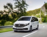 2020 Mercedes-Benz EQV 300 (Color: Mountain Crystal White Metallic) Front Wallpapers 150x120 (7)