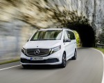 2020 Mercedes-Benz EQV 300 (Color: Mountain Crystal White Metallic) Front Wallpapers 150x120 (8)