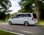 2020 Mercedes-Benz EQV 300 (Color: Mountain Crystal White Metallic) Side Wallpapers 150x120 (10)