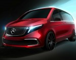 2020 Mercedes-Benz EQV 300 Design Sketch Wallpapers 150x120 (36)