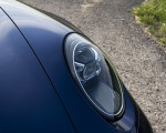 2020 Porsche 911 Carrera Cabriolet (Color: Gentian Blue Metallic) Headlight Wallpapers 150x120 (42)