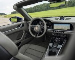 2020 Porsche 911 Carrera Cabriolet (Color: Gentian Blue Metallic) Interior Wallpapers 150x120 (48)
