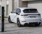 2020 Porsche Cayenne Turbo S E-Hybrid Charging Wallpapers 150x120 (40)