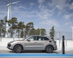 2020 Porsche Cayenne Turbo S E-Hybrid Charging Wallpapers 150x120 (23)