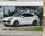 2020 Porsche Cayenne Turbo S E-Hybrid Coupe Front Three-Quarter Wallpapers 150x120 (37)
