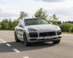 2020 Porsche Cayenne Turbo S E-Hybrid Coupe Front Wallpapers 150x120 (12)