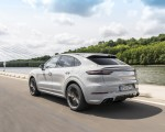 2020 Porsche Cayenne Turbo S E-Hybrid Coupe Rear Three-Quarter Wallpapers 150x120 (13)