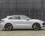 2020 Porsche Cayenne Turbo S E-Hybrid Coupe Side Wallpapers 150x120 (20)