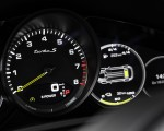 2020 Porsche Cayenne Turbo S E-Hybrid Digital Instrument Cluster Wallpapers 150x120 (46)