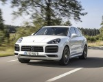 2020 Porsche Cayenne Turbo S E-Hybrid Front Three-Quarter Wallpapers 150x120 (33)