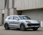 2020 Porsche Cayenne Turbo S E-Hybrid Front Three-Quarter Wallpapers 150x120 (14)