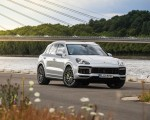 2020 Porsche Cayenne Turbo S E-Hybrid Front Three-Quarter Wallpapers 150x120 (15)