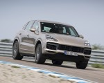 2020 Porsche Cayenne Turbo S E-Hybrid Front Three-Quarter Wallpapers 150x120 (26)