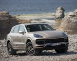 2020 Porsche Cayenne Turbo S E-Hybrid Front Three-Quarter Wallpapers 150x120 (28)