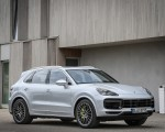 2020 Porsche Cayenne Turbo S E-Hybrid Front Three-Quarter Wallpapers 150x120 (16)