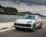 2020 Porsche Cayenne Turbo S E-Hybrid Front Wallpapers 150x120 (4)