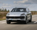 2020 Porsche Cayenne Turbo S E-Hybrid Front Wallpapers 150x120 (1)