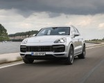 2020 Porsche Cayenne Turbo S E-Hybrid Front Wallpapers 150x120 (5)