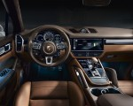 2020 Porsche Cayenne Turbo S E-Hybrid Interior Cockpit Wallpapers 150x120 (43)