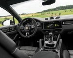 2020 Porsche Cayenne Turbo S E-Hybrid Interior Wallpapers 150x120 (44)