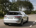 2020 Porsche Cayenne Turbo S E-Hybrid Rear Three-Quarter Wallpapers 150x120 (6)