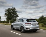 2020 Porsche Cayenne Turbo S E-Hybrid Rear Three-Quarter Wallpapers 150x120 (7)