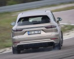 2020 Porsche Cayenne Turbo S E-Hybrid Rear Wallpapers 150x120 (30)