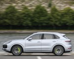 2020 Porsche Cayenne Turbo S E-Hybrid Side Wallpapers 150x120 (10)