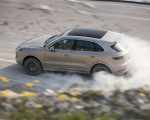 2020 Porsche Cayenne Turbo S E-Hybrid Top Wallpapers 150x120 (32)