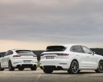 2020 Porsche Cayenne Turbo S E-Hybrid and Cayenne Turbo S E-Hybrid Coupe Wallpapers 150x120 (38)
