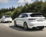 2020 Porsche Cayenne Turbo S E-Hybrid and Cayenne Turbo S E-Hybrid Coupe Wallpapers 150x120 (36)