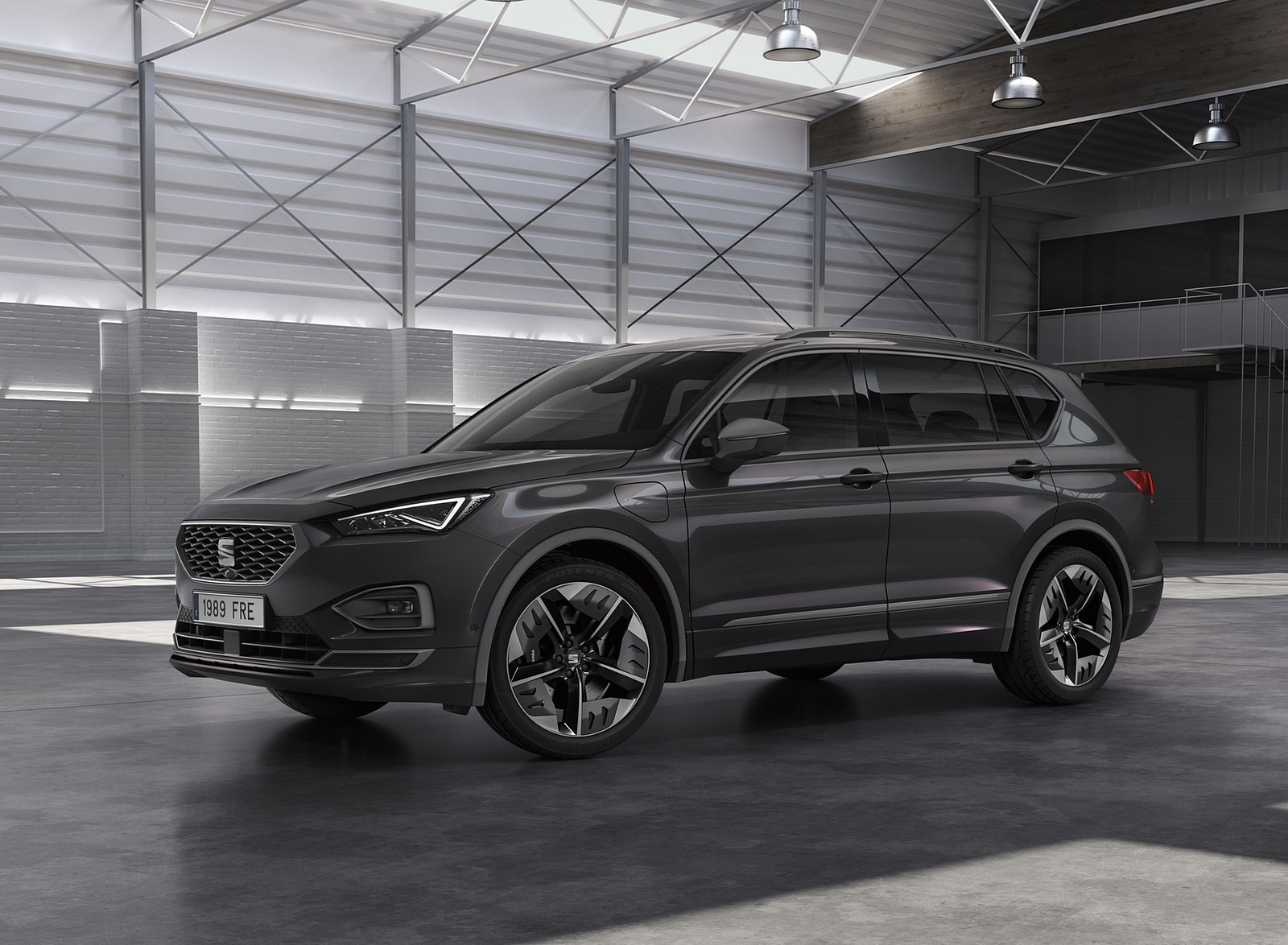 2020 SEAT Tarraco FR PHEV Front Three-Quarter Wallpapers (4)