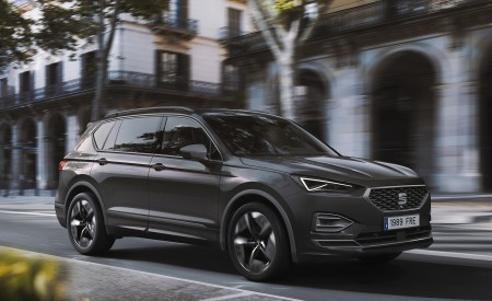2020 SEAT Tarraco FR PHEV Wallpapers HD