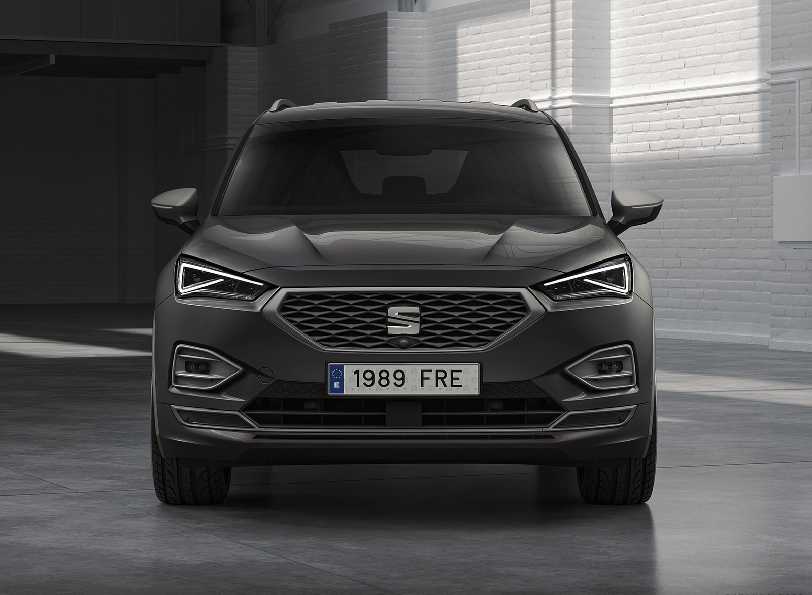 2020 SEAT Tarraco FR PHEV Front Wallpapers (5)