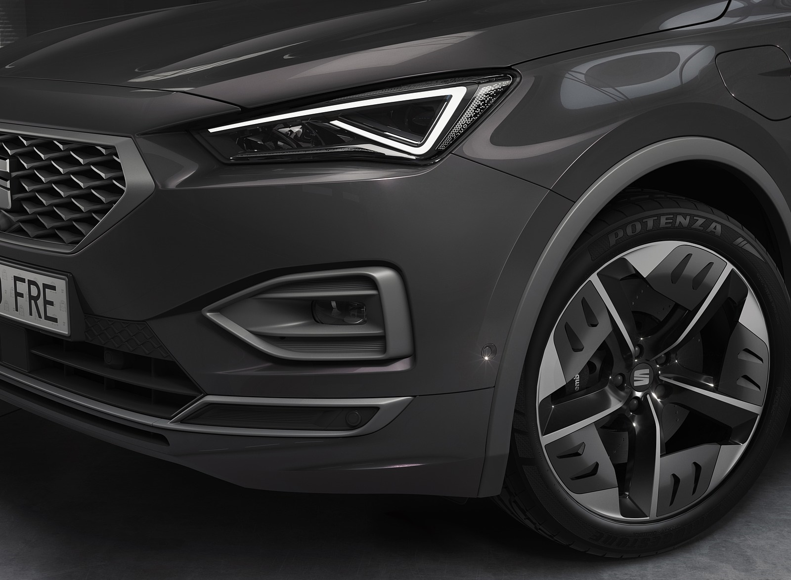 2020 SEAT Tarraco FR PHEV Headlight Wallpapers (9)