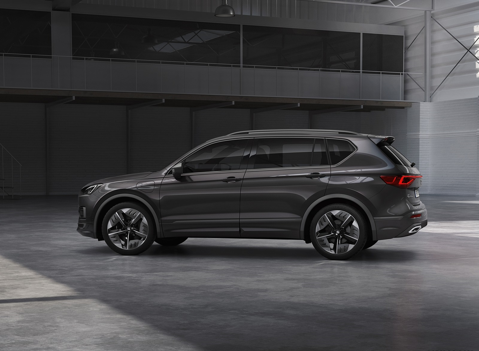 2020 SEAT Tarraco FR PHEV Side Wallpapers (8)