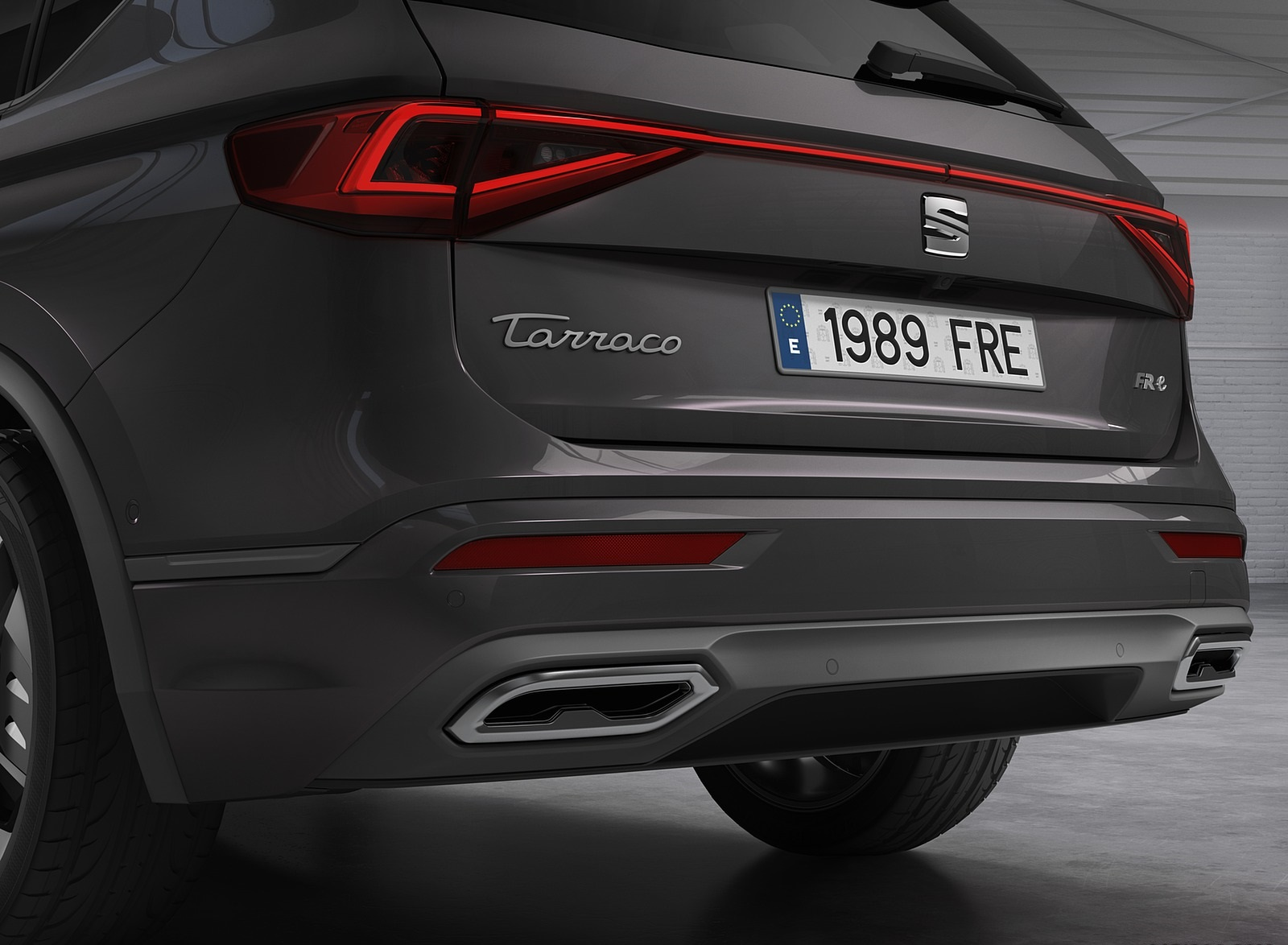 2020 SEAT Tarraco FR PHEV Tail Light Wallpapers (10)