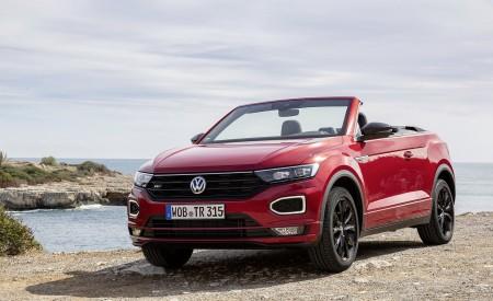 2020 Volkswagen T-Roc Cabriolet Front Three-Quarter Wallpapers 450x275 (108)