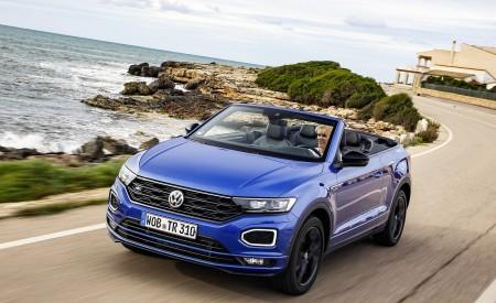 2020 Volkswagen T-Roc Cabriolet Front Three-Quarter Wallpapers 450x275 (25)