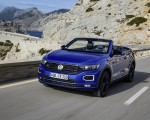 2020 Volkswagen T-Roc Cabriolet Front Three-Quarter Wallpapers 150x120 (4)