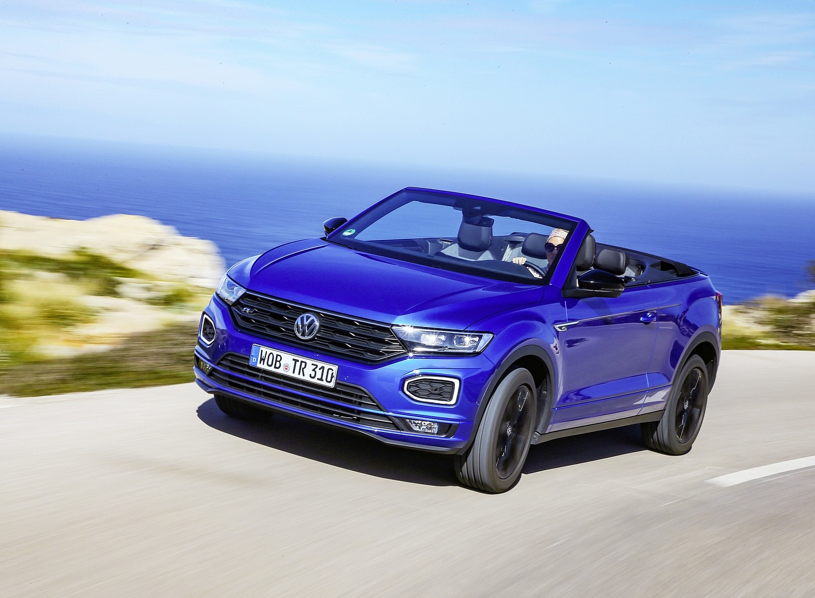 2020 Volkswagen T-Roc Cabriolet Front Three-Quarter Wallpapers (5)